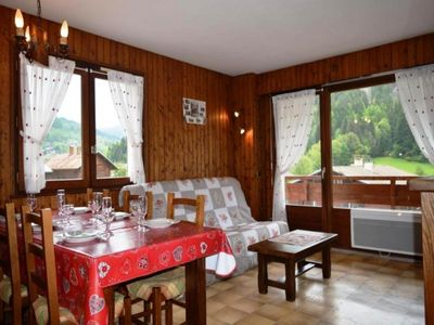 Photo for Apartment Le Grand-Bornand, 1 bedroom, 6 persons