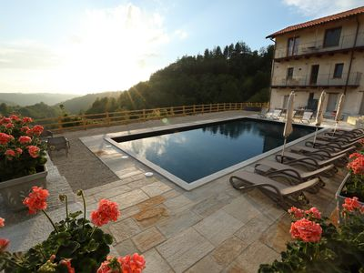Photo for Luxuriously restored 17th Century Villa with Swimming Pool, Chef's Kitchen+WiFi