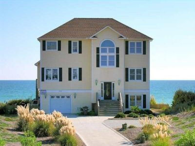 Photo for SAVE $1500 - 6 BR On Ocean - Pool, SPA, Elevator, Handicap Friendly - Now $8195.