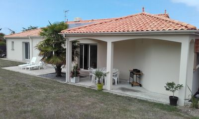 Photo for Beautiful villa 900 m from the sea near Pornic