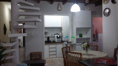 Photo for Beautiful House, super well located, in quiet and safe exit. Arpoador