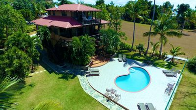 Photo for Beachfront Villa on over 4 acres of Marine Reserve Land