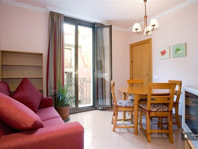 Photo for Friendly Rentals The Gothic 22 Apartment in Barcelona