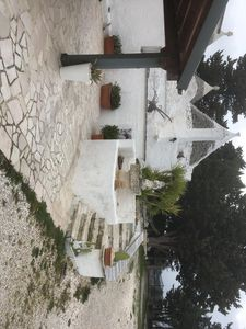 Photo for Villa with panoramic trulli