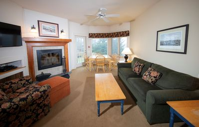 Photo for Cozy Suite with Ski-in/Ski-Out Access | Hot Tubs, Sauna, Pool and More on-site!