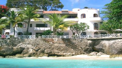 Photo for Spectacular ocean front property, private beach access - Apartment 2