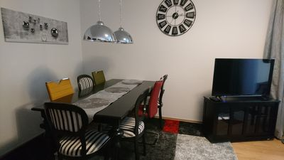 Photo for Apartment for up to 9 people - very comfortable