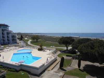 Photo for Apartment Port Camargue, 1 bedroom, 4 persons