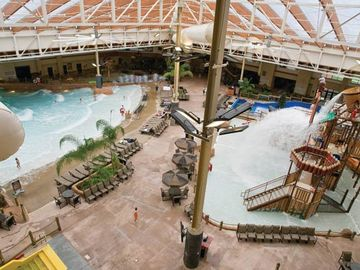 Wyndham Vacation Resorts Great Smokies Lodge, Sevierville, TN, USA