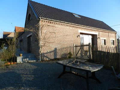 Photo for Holiday home in the heart of the Flemish Ardennes, 2 jusqu'à5 / 6 people.