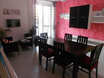 "Photo for ""CASA LORY"" Lovely APARTMENT 500 meters from the sea. RELAXATION IN TWO WORDS"