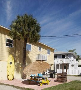 Photo for The Anna Maria Island Beach Retreat-Located Four Houses From The Beach-Gas Grill
