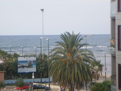 Photo for Large, exclusive apartment in front of Denia's Nautic Club and sandy beach