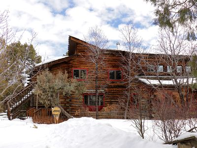Photo for Charming Lakefront Cabin Nestled Between La Plata Mountains And Mesa Verde