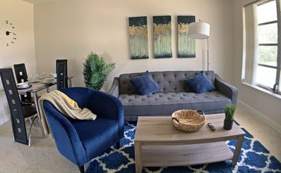 Photo for ✪King & Queen bed home. Mins → Wilton Drive✪