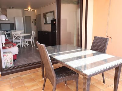 Photo for Splendid 3 rooms - 3 terraces close sea and trade 6 people