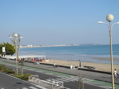 Photo for La Baule: Luxury apartment face Bay Sea La Baule