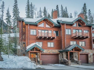 Photo for Beautiful Mountain Cabin Getaway with Great Ski Access