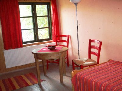 Photo for Holiday Room Red Horse - Old Ausspanne & Wossidlo Haus Walkendorf