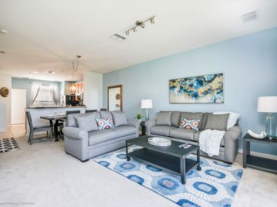 Photo for Beautifully decorated 3BD/3.5BA townhome located minutes from Universal!!