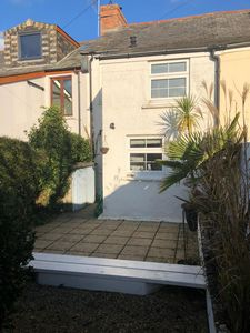 Photo for A cute terraced cottage in a quiet area, a short walking distance to the beach.