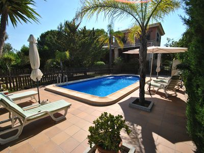 Photo for Campoamor villa of 140 m2, 4 bedrooms, 2 bathrooms, private pool