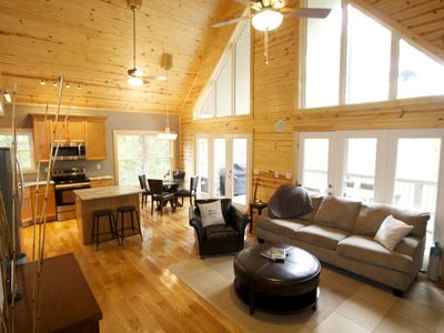 Photo for New Build, Premier Finishes, LAKE FRONT, **Wireless Internet** Direct TV**