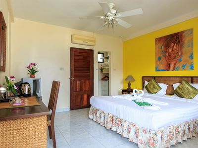 Photo for Standard Double Room Shared Pool