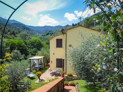 Photo for Casa Olivo - Lucca. Detached house with private pool. Super romantic for 2 pax.