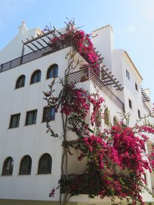 Photo for Stunning Two Bedroom Family Apartment 700m from the Beautiful Falesia Beach