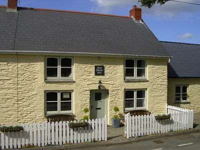Photo for OLD SWAN INN - Delightful cottage with panoramic views of Pembrokeshire Hills