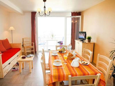 Photo for Residence Odalys Le Domaine Des Roches Jaunes - 4 Rooms 8 People sea view