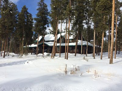 Photo for Mountain Retreat in the Pines. Close to Ski Cooper, nordic skiing & snowshoeing