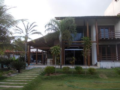 Photo for Luxurious beach house daily from R $ 2.00 to R $ 6.000,00