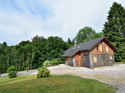 Photo for Beautiful chalet 9 km from Gerardmer with cozy decor and garden.