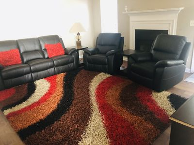Photo for Vacation haven entire house close to Downtown Atlanta