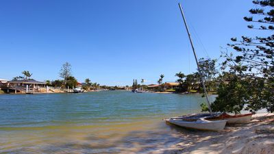 Photo for Anjuna 2 - Canal Front 2 bedroom apartment , Short Walk to Mooloolaba Beach and Cafes