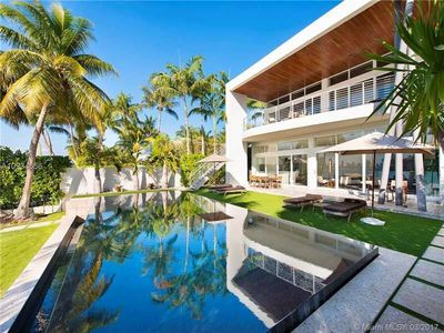Photo for Ultra Luxury waterfront mansion on south beach