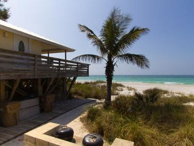Photo for 3BR 2BA On Gulf, 5 Min to Restaurants, View Marvelous Sunsets, WIFI and More