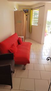 Photo for Homerez last minute deal - Nice studio with garden and Wifi
