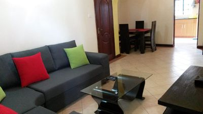 Photo for Fully Furnished 2 Bedroom Apartment in Nairobi, Mombasa Road in South B