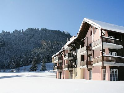 Photo for One bedroom Apartment, sleeps 2 in Estavannens Dessous with WiFi