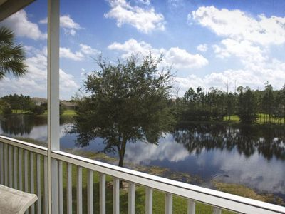 Photo for 2 BED 2 BATH CONDO WITH DEN AND WATER VIEW ON GATED GOLF COURSE COMMUNITY