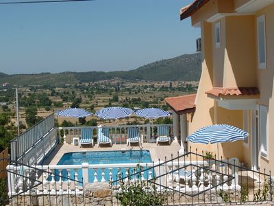 Photo for Large Family Holiday Villa with Private Pool, Internet, Gym & Games Room.