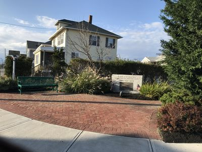 Photo for Steps to beach,  Large driveway for you and your guests!