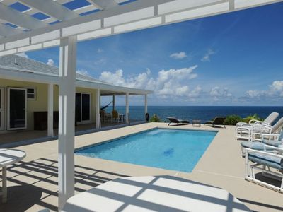 Photo for Beachfront House with Pool and Totally Private and Secluded Beach