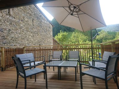 Photo for The caminada, house in the heart of the Pyrenees Ariégeoises