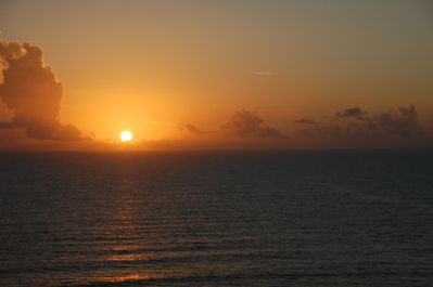 Sunrise From Your Condo - Wow!