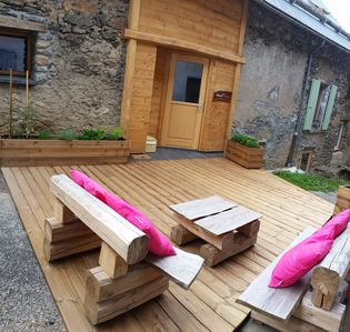 Photo for 1BR Cottage Vacation Rental in ORNON, Auvergne-Rhône-Alpes