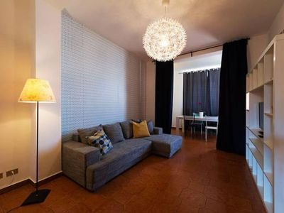 Photo for Milazzo apartment in Termini Stazione with WiFi, air conditioning, balcony & lift.